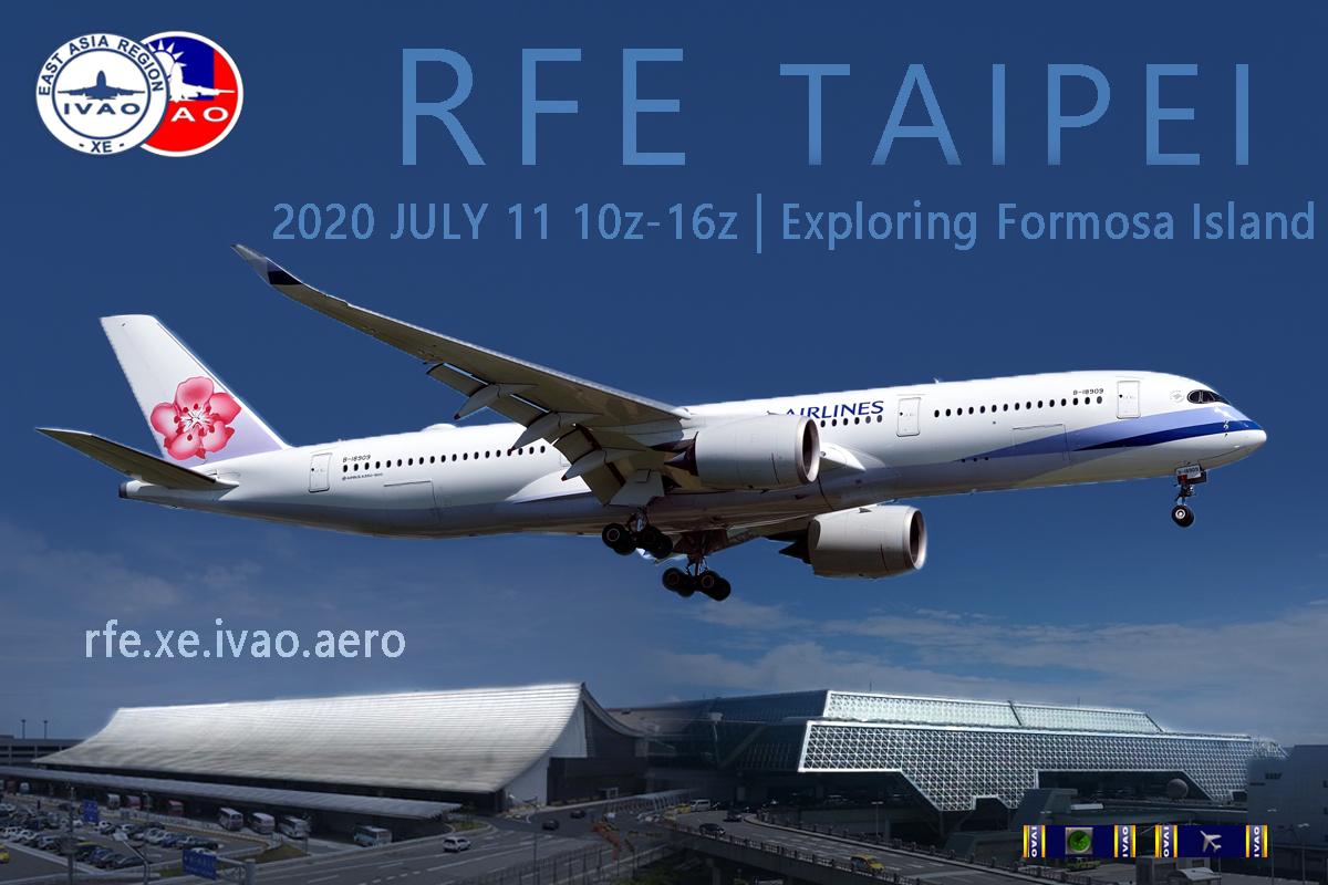 [XE] RFE Taipei Taoyuan 2020