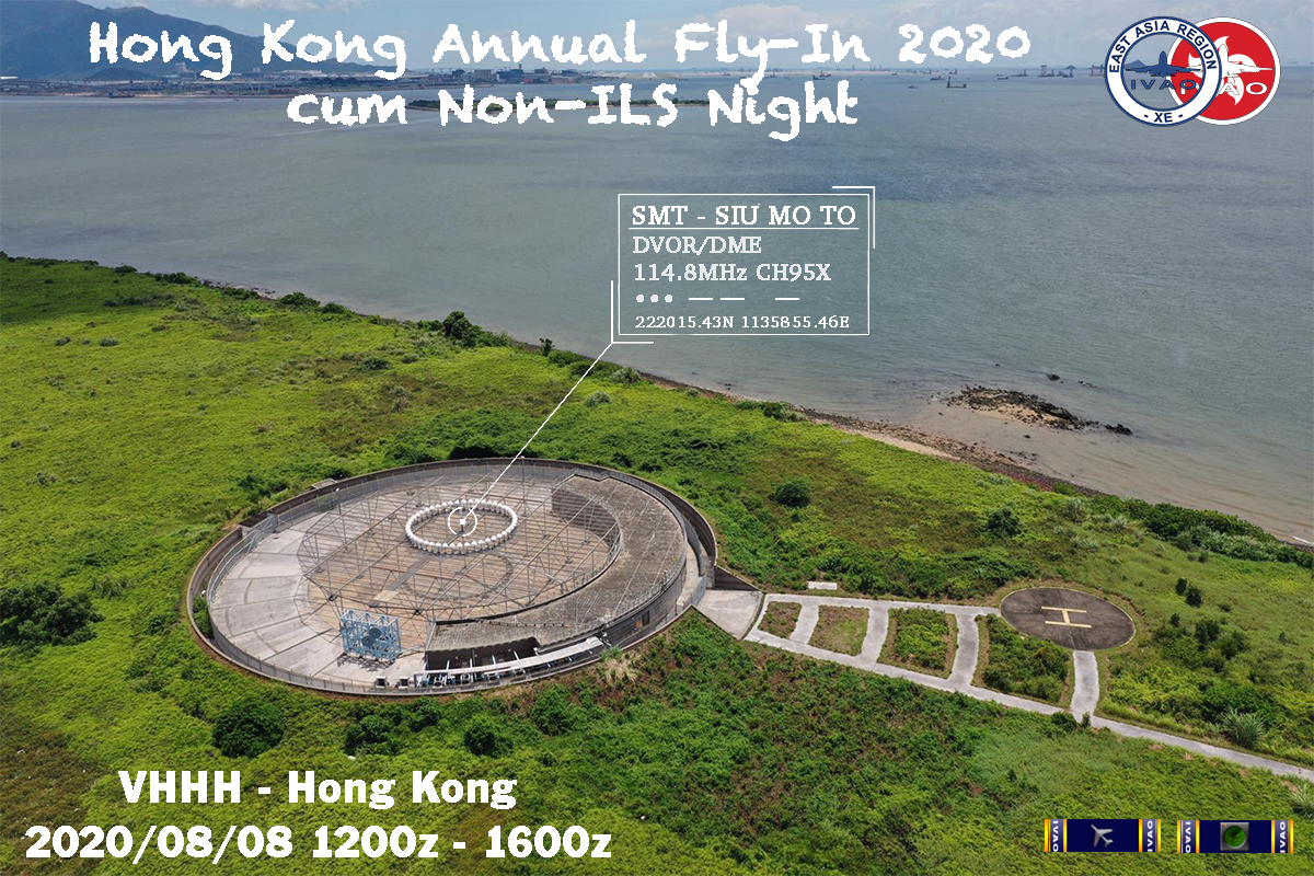 [XE] Hong Kong Annual Fly-In 2020 cum Non-ILS Night
