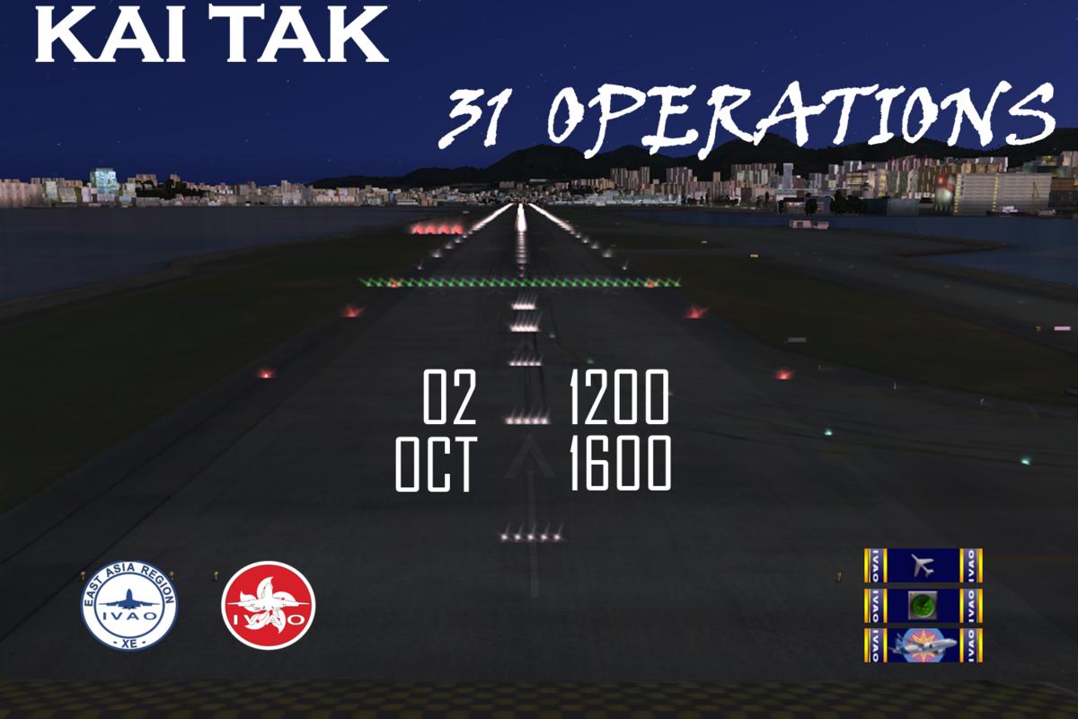 [XE] Kai Tak 31 Operations